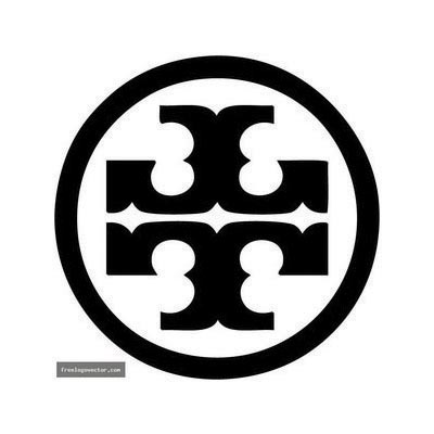 Custom tory burch logo iron on transfers (Decal Sticker) No.100112
